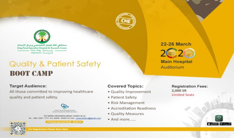 Quality & Patient Safety