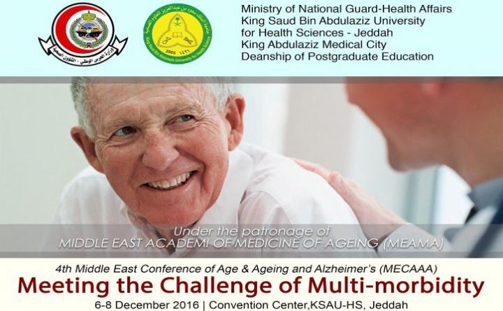 4th Middle East Conference of Age and Ageing and Alzheimers Disease