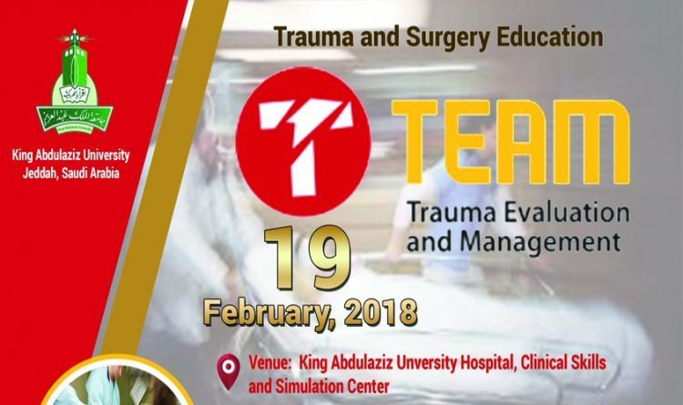 TEAM | Trauma Evaluation and Management