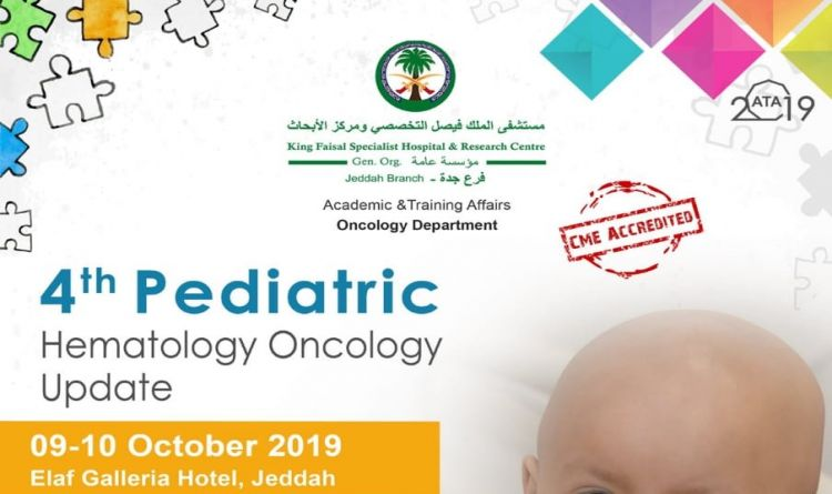 4th Pediatric Hematology Oncology Update