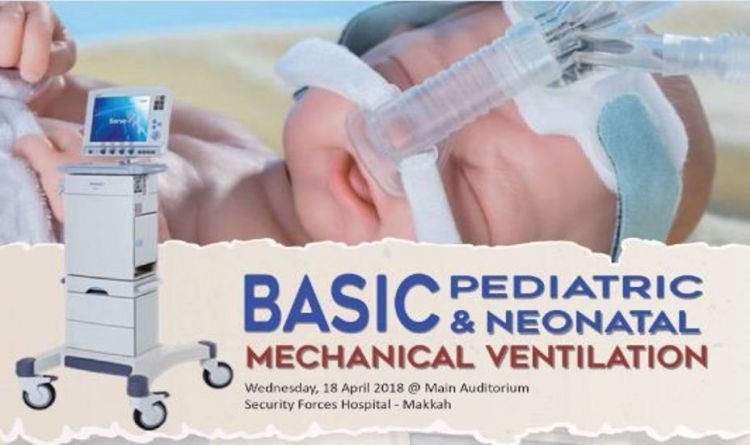 Basic Pediatric and Neonatal Mechanical ventilation