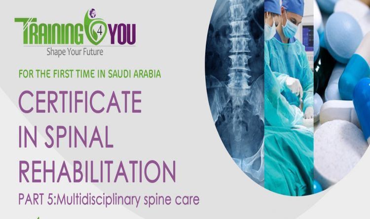 Certificate In Spinal Rehabilitation