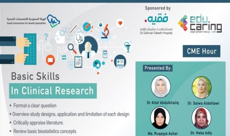Basic Skills in Clinical Research