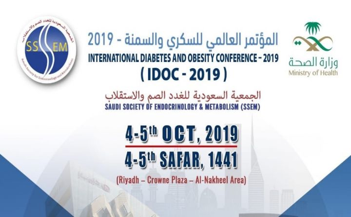 International Diabetes and Obesity Conference  2019