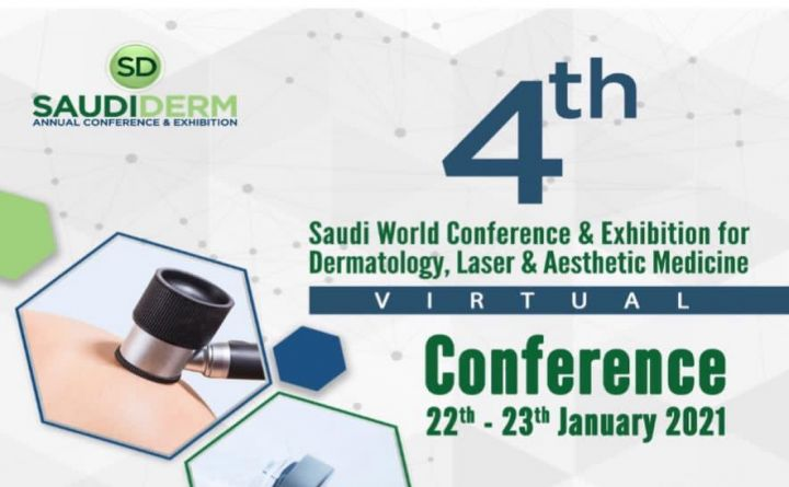 4th Saudi World Conference & Exhibition For Dermatology , Laser & Aesthetic Medicine