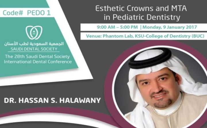 Esthetic Crowns and MTA in Pediatric Dentistry