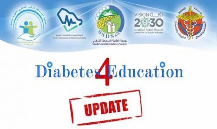 The 4th Jeddah in Diabetes Education Symposium