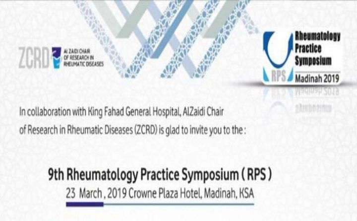 9th Rheumatology Practice Symposium (PRS)
