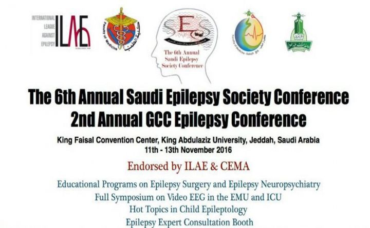 The 6th Annual Saudi Epilepsy Society Conference