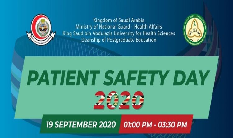 Patient Safety Day 2020
