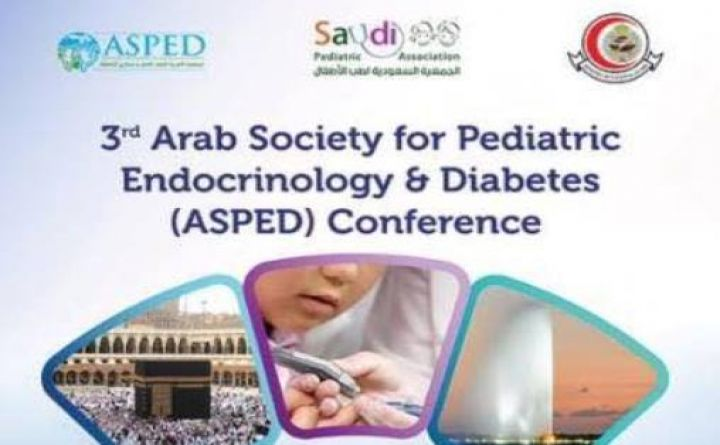 3rd Arab Society for Pediatric Endocrinology & Diabetes Conference (ASPED)