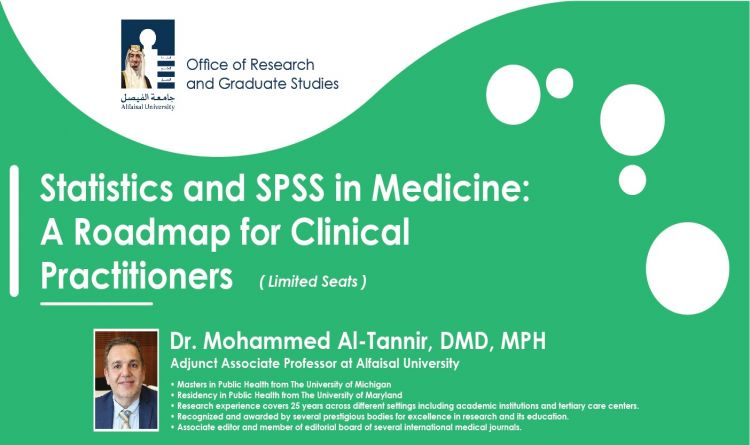 Statistics and SPSS in Medicine : A Roadmap for Clinical Practitioners