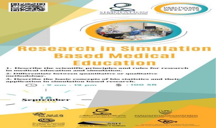 Research in Simulation Based Medical Education