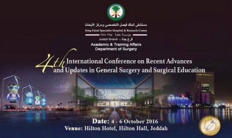 4th International Conference on Recent Advances & Updates in General Surgery & Surgical Education