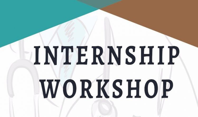 Intership Workshop