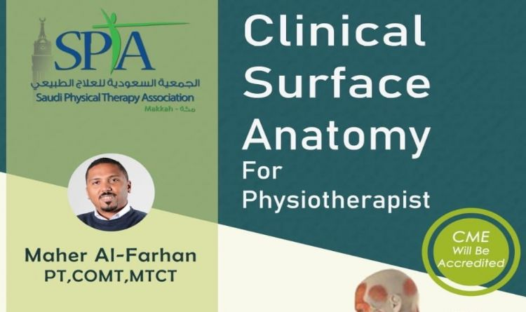 Clinical Surface Anatomy For Physiotherapist
