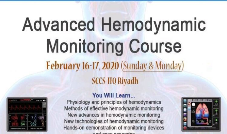 Advanced Hemodynamic Monitoring Course