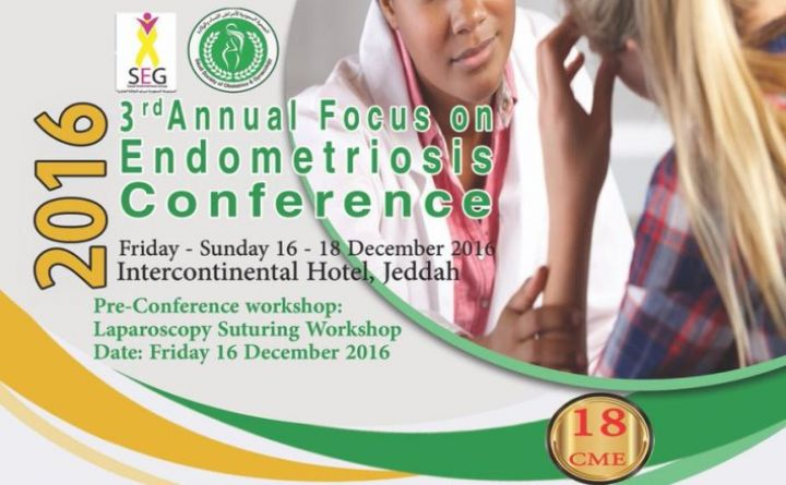 3rd Annual Focus on Endometriosis Conference