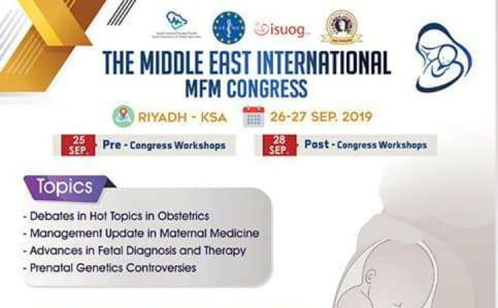 The Middle East International Mfm Congress