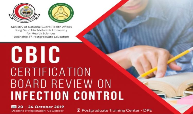 Certification Board Review On Infection Control