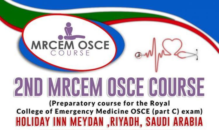 2nd MRCEM OSCE COURSE