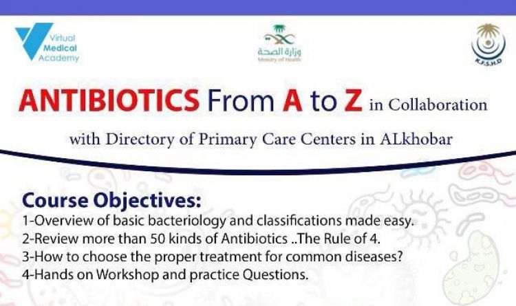 Antibiotics FROM A-Z