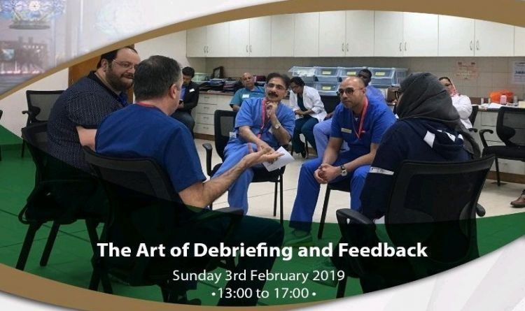 The Art of Debriefing and Feedback