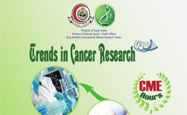 Trends in Cancer Research 2016 Symposium