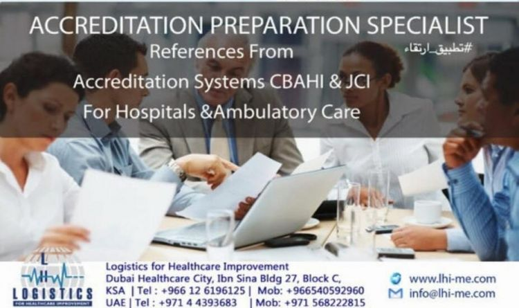Accredition Preparation Specialist