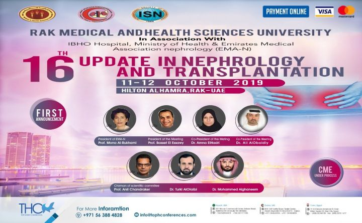 16th Update in Nephrology and Transplantation
