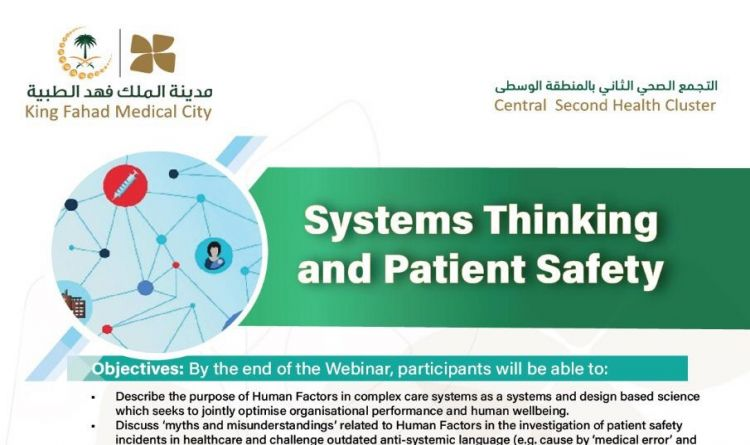System Thinking and Patient Safety