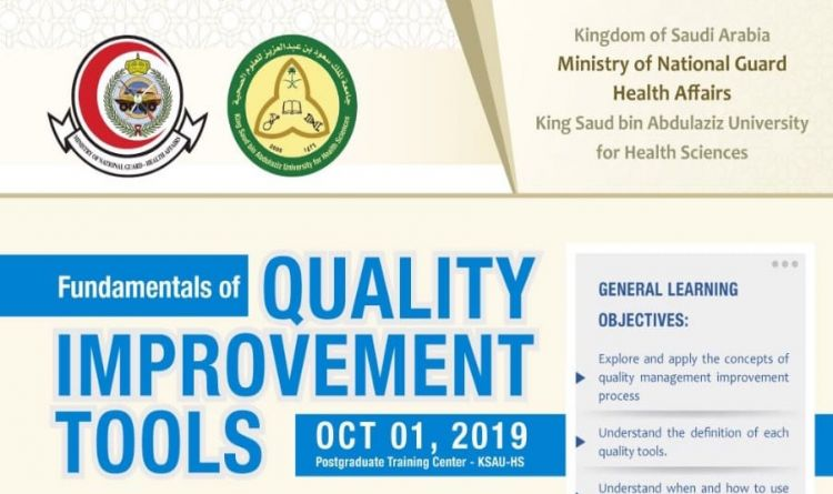 Fundamentals of Quality Improvement Tools