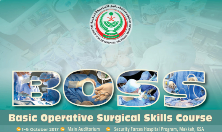 Basic Operative Surgical Skills Course (BOSS)