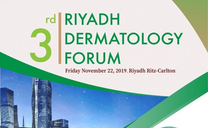 3rd Riyadh Dermatology Forum