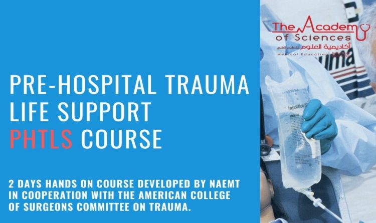 Pre-Hospital Trauma Life Support PHTLS Course