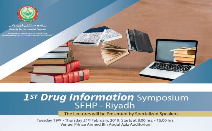 1st Drug Information Symposium