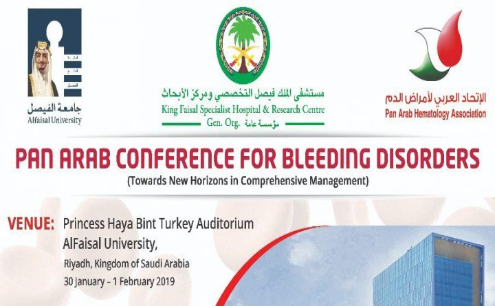Pan Arab Conference for Bleeding Disorders