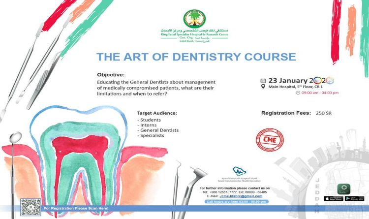 The Art of Dentistry Course