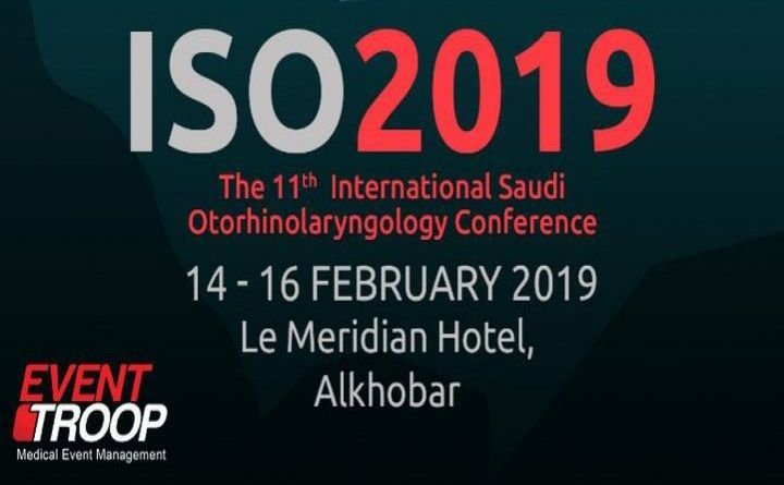 The 11th International Saudi Otorhinolaryngology Conference ( ISO 2019 )