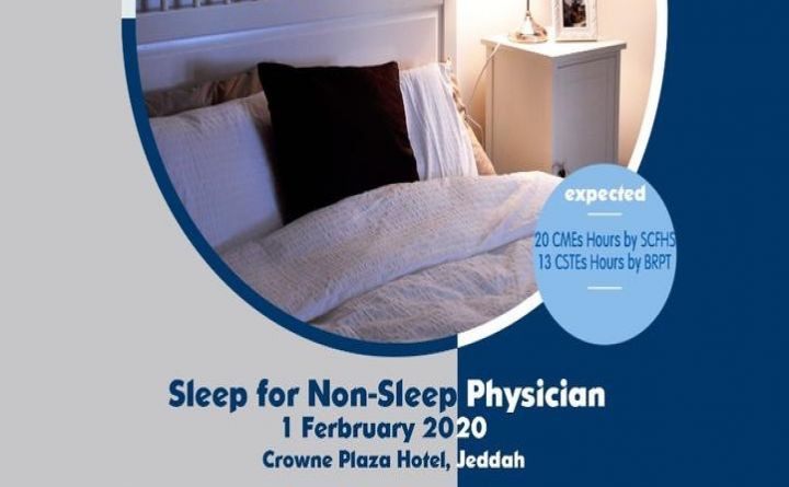 Sleep for Non-Sleep Physicians