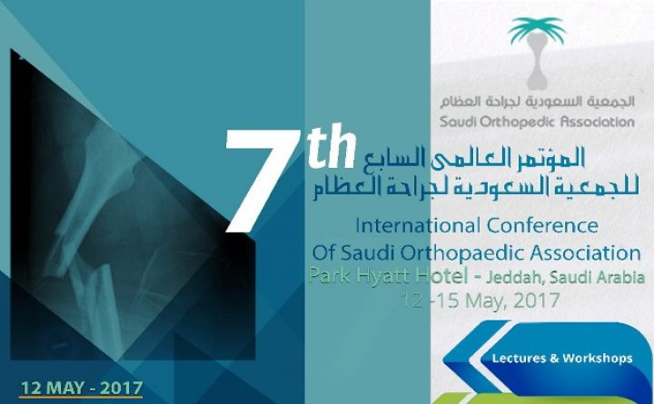 7th International Conference of Saudi Orthopaedic Association