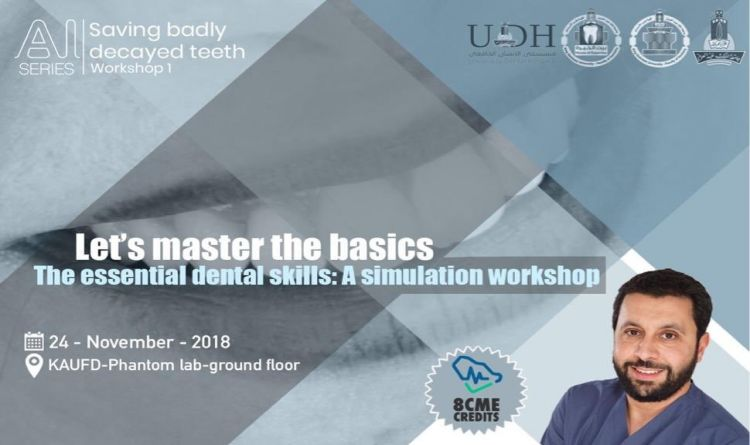 The essential dental skills : A simulation workshop