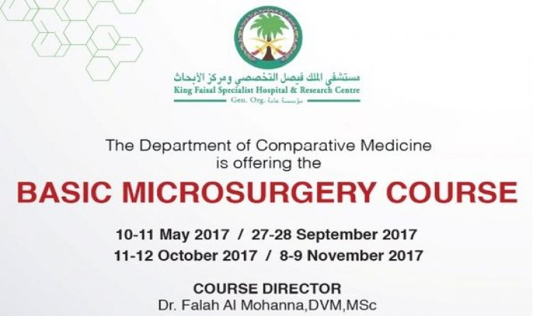 Basic Microsurgery Course