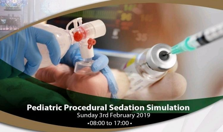 Pediatric Procedural Sedation Simulation