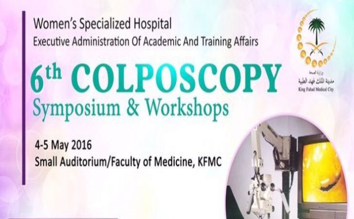 6th Colposcopy Symposium & Workshops