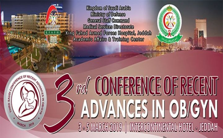 3rd Conference of recent advances in OB/GYN
