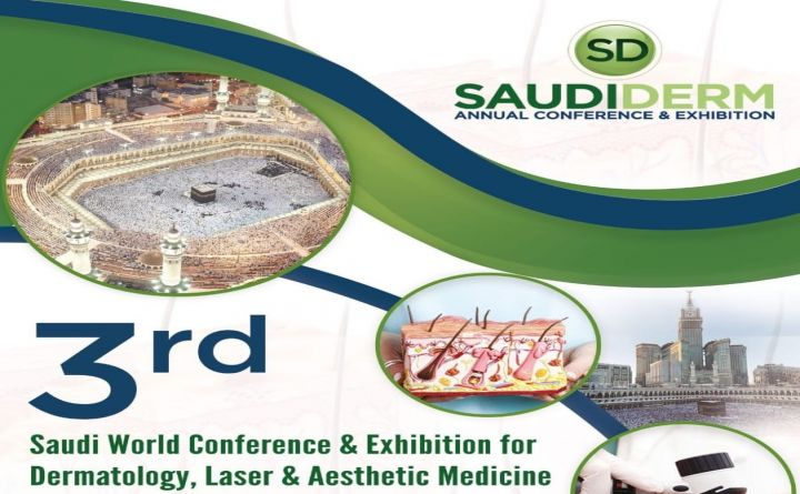 3rd Saudi World Conference & Exhibition for Dermatology, Laser & Aesthetic Medicine