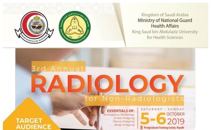 3rd Annual Radiology for Non-Radiologists