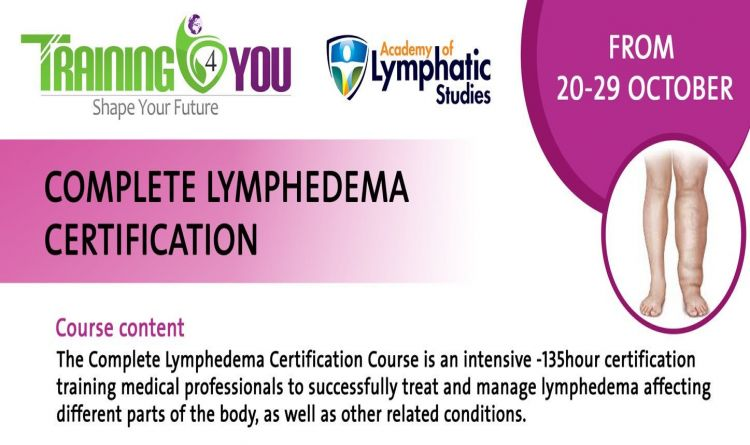 Complete Lymphedema Certification