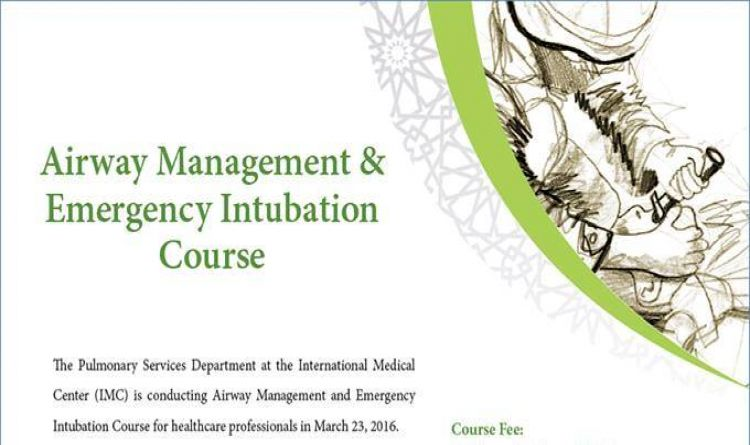 Airway Management & Emergency Intubation Course